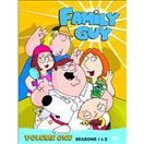 DVD BOX SET DVD THE FAMILY GUY: VOLUME ONE (SEASONS 1-2) (1999)
